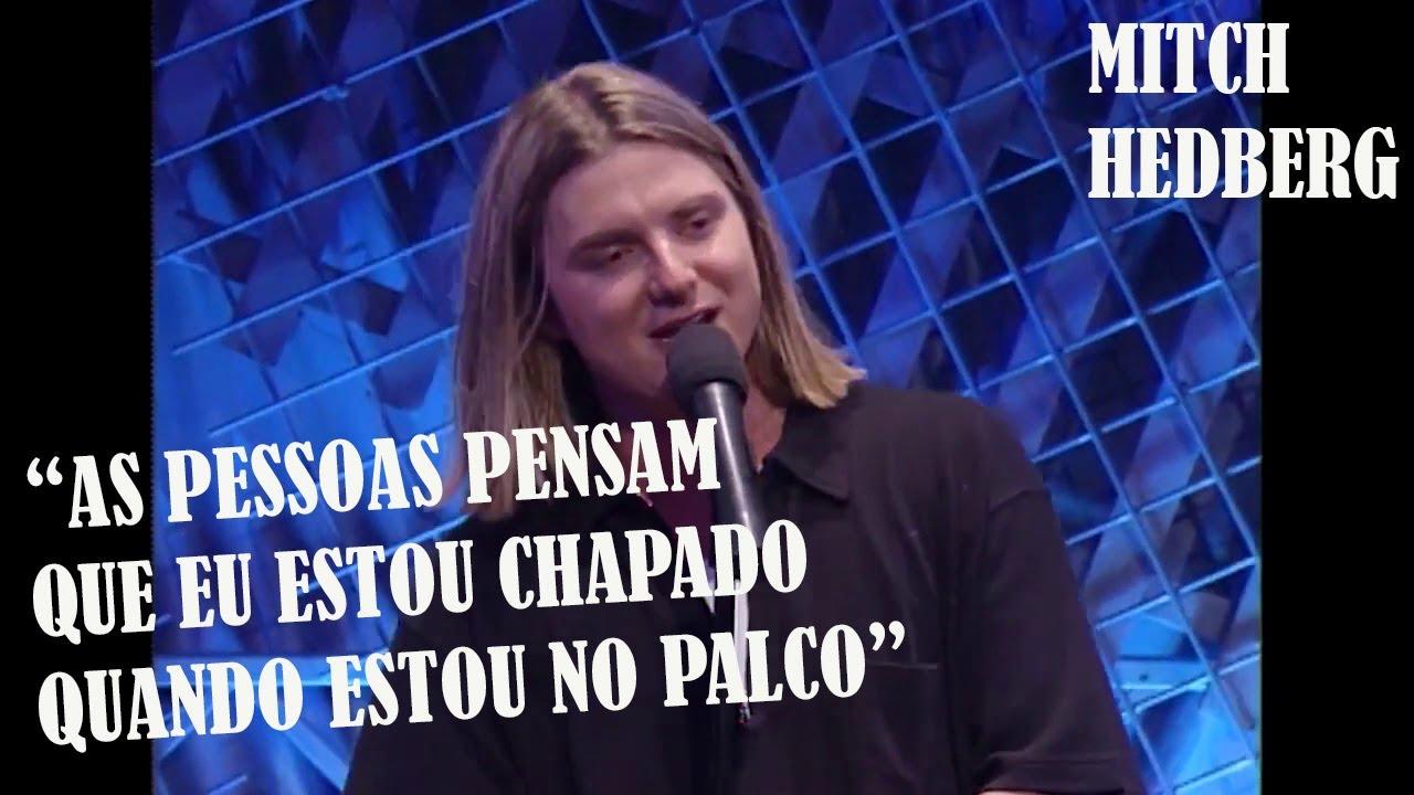 Mitch Hedberg - Chapado no Palco (Legendado)