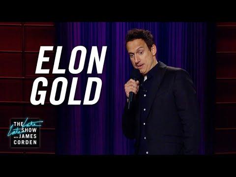 Elon Gold Stand-Up