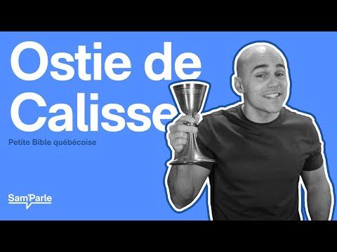 Ostie De Calisse || Petite Bible Québécoise