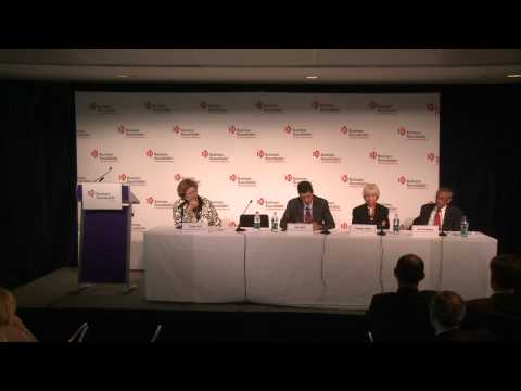 Panel 3 - Jobs and Economic Growth: The Role of Tax Reform