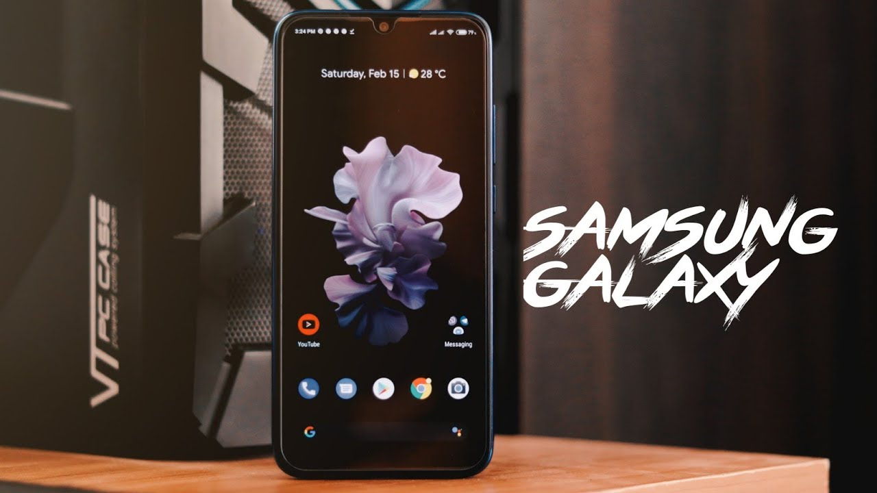 Get Samsung Galaxy S20 Ultra Z Flip Live Wallpaper On Any Android Device No Root Youtube