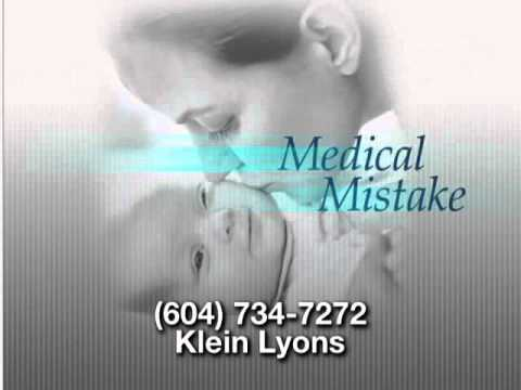 Klein Lyons - Birth Injury and Medical Mistakes.