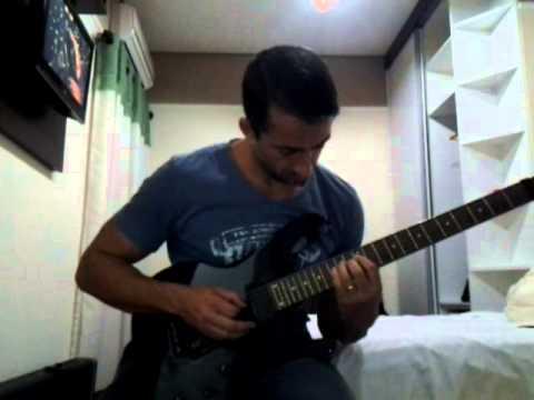 Erli Júnior   Guitar Metal Solo 6  Paulínia  Campinas  SP
