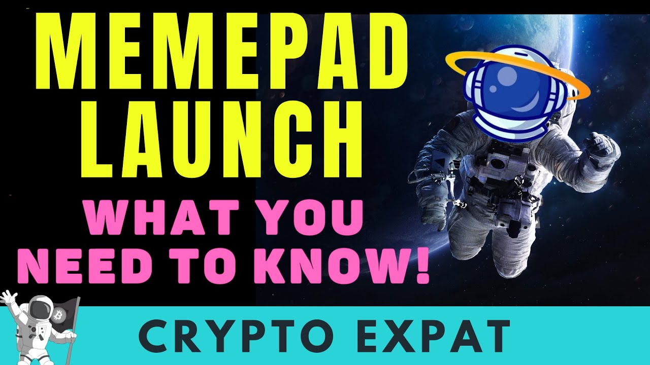 How to Participate in a MemePad IDO Launch in A  Few Hours 🚀🚀