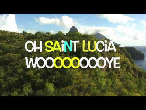 Ricky T - Sweet St. Lucia   (Lyric Video)