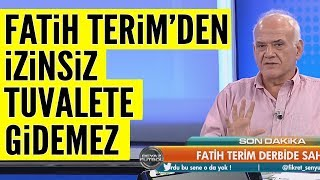 Falcao 90'da oyuna girdi Ahmet Çakar küpler bindi! Türk futbolunun Gladiosu Fatih Terim'dir