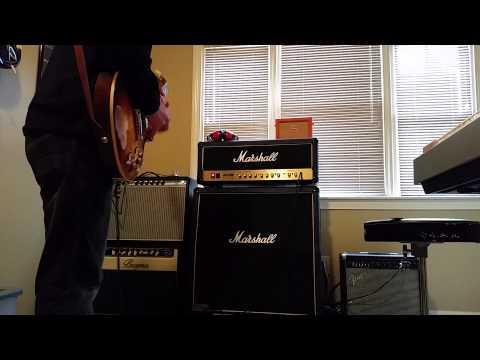 Joe bonamassa inspired rig and tone