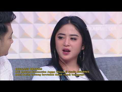 BROWNIS - Usai Keretakan Rumah Tangganya, Ini Kata Dewi Persik & Angga Wijaya ! (30/5/18) Part 2