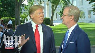 Trump's 'Fox & Friends' interview: Annotated