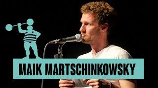 Maik Martschinkowsky – Verwünscht