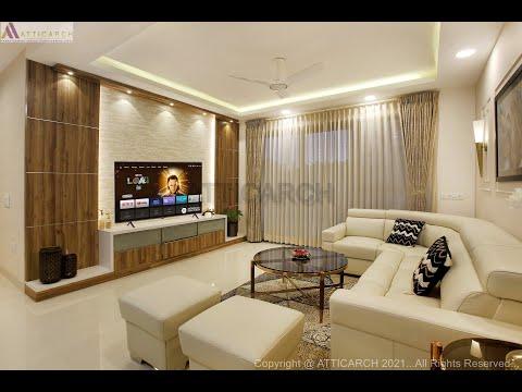 4BHK Interiors at SNN Raj Eternia
