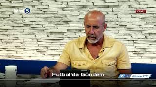 Spor Ruhu - Teknik direktör Ali Güneş, Spor Yazarı Aydın Akyürek, Moderatör Ökkeş Koyuncu