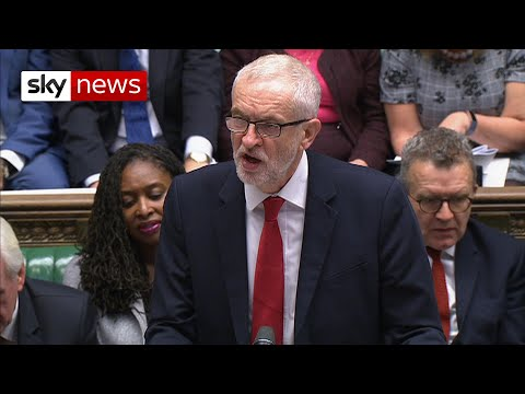 Corbyn: 'I understand fatigue - but we can't vote for this deal'