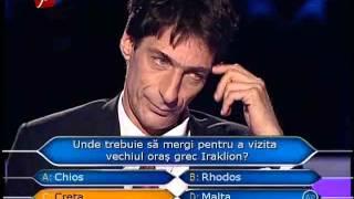 Vrei sa fii milionar - 14 iunie 2014 - Prima TV