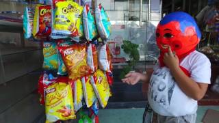 Ông Địa đi mua bim bim -  ( Hài Bựa Vui )