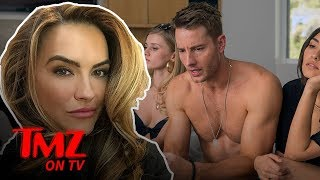 Justin Hartley's Wife, Chrishell, Thinks Money Triggered Divorce | TMZ TV