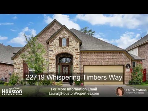SOLD!!! Porter Home For Sale: 22719 Whispering Timbers Way, Houston TX, 77365