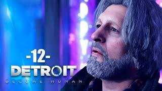 Zagrajmy w Detroit Become Human #12 - ŚLEDZTWO W KLUBIE - Polski gameplay - PS4 PRO