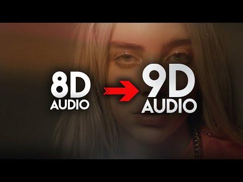 Billie Eilish - i love you [9D AUDIO | NOT 8D] 🎧