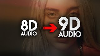Billie Eilish - i love you [9D AUDIO | NOT 8D] 🎧