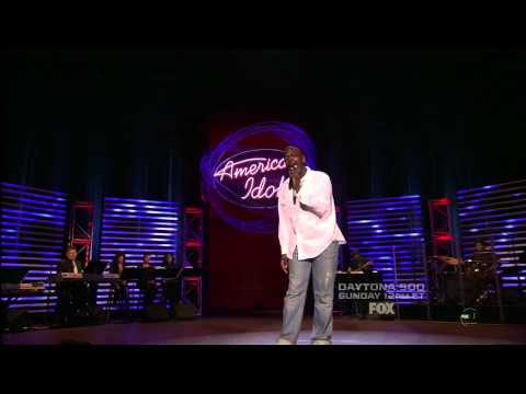 Jacob Lusk – God Bless the Child, American Idol 2011 Hollywood Week
