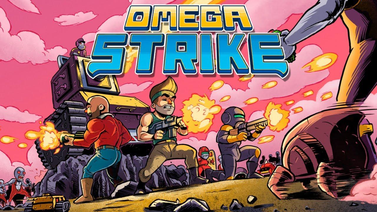 Omega Strike - Official Launch Trailer | E3 2018