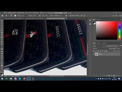 Как обработать фотографию в Photoshop для интернет магазина