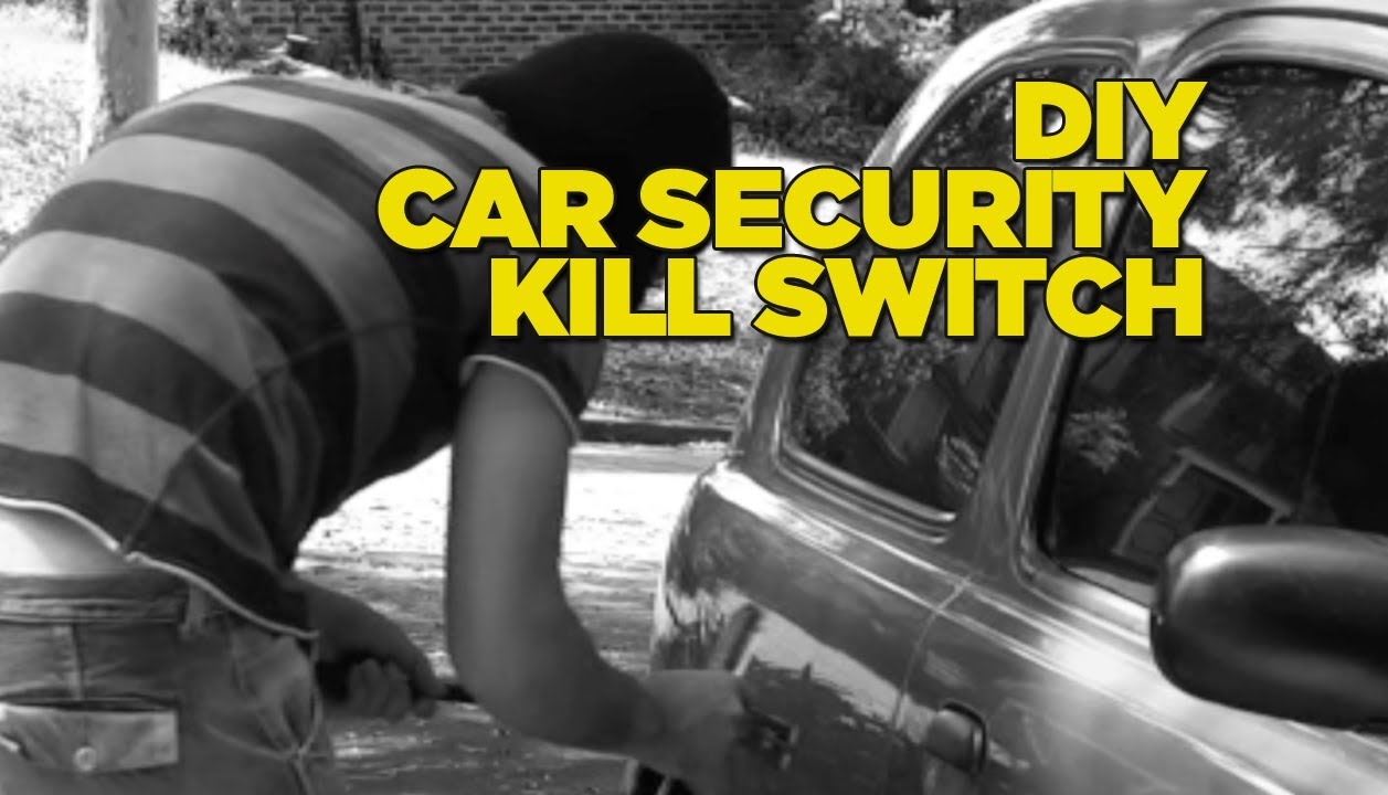 1965 ford wiring diagram diy car security killswitch youtube  diy car security killswitch youtube