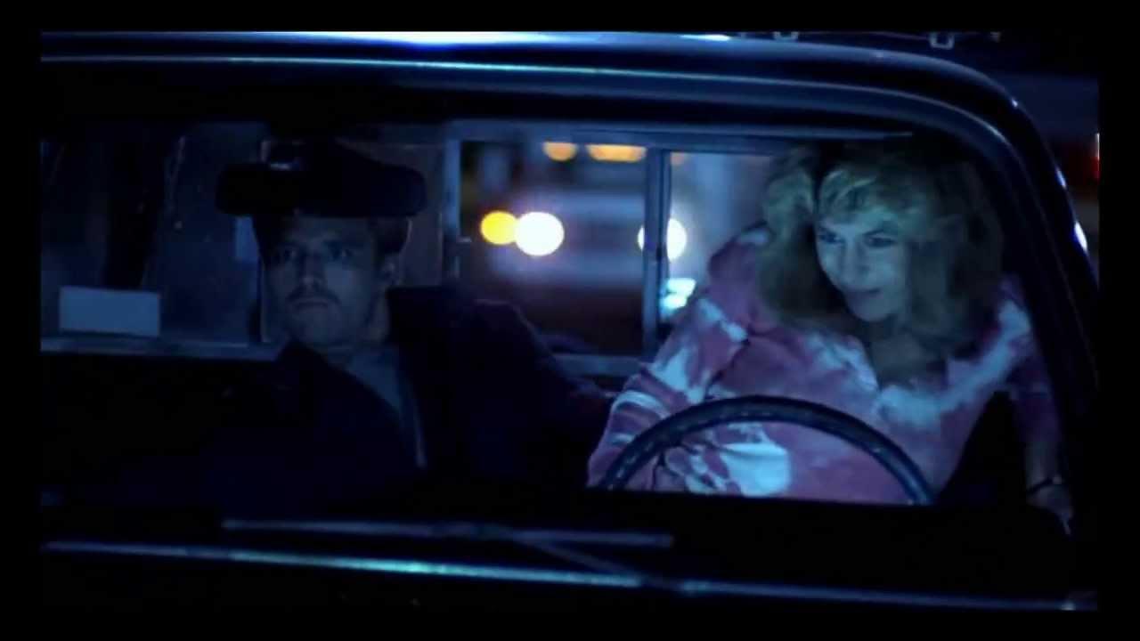 Terminator motel car chase