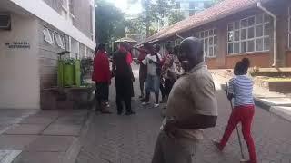 Kenya Deaf funny