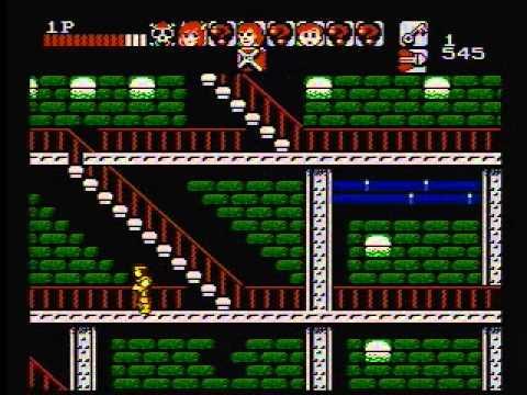 Konami Wai Wai World [NES] :: SPEED RUN (0:33:25) by Funkdoc