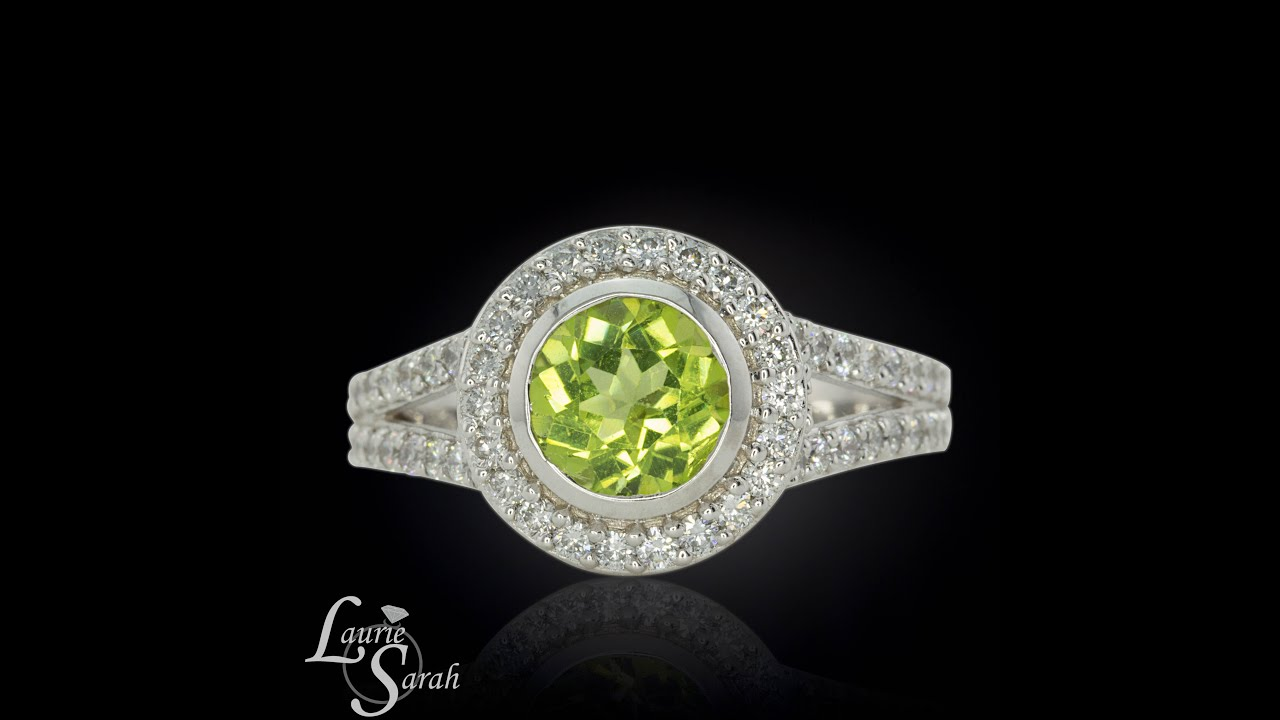 august gift carat statement rings unique listing birthstone il diamond vintage ring anniversary fullxfull peridot gold yellow engagement