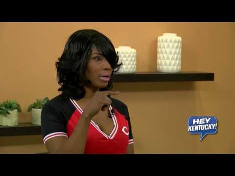 KATINA POWELL FULL HEY KENTUCKY! INTERVIEW