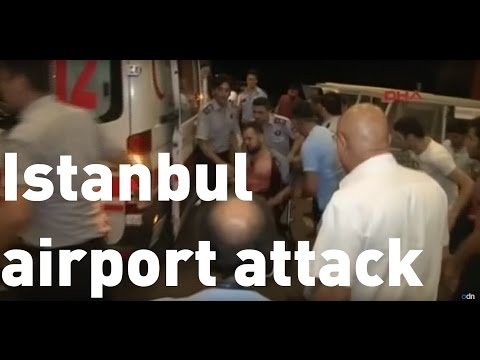 Ten dead in Istanbul airport attack