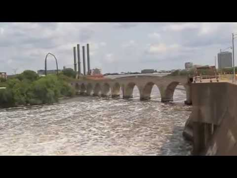 A brief history of Saint Anthony Falls
