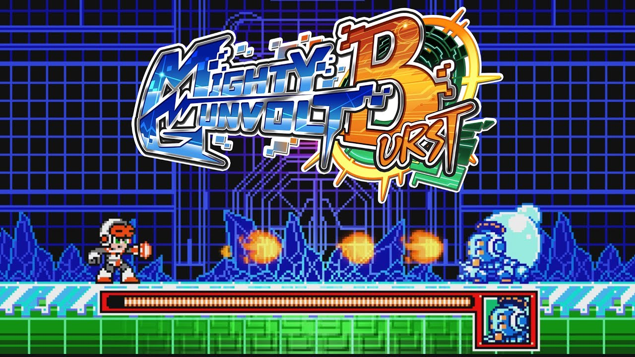 mighty gunvolt burst guide how boss weaknesses elements work