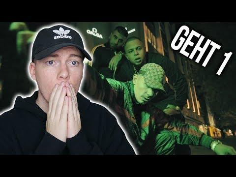 🏆 GEHT AUF 1: Capital Bra feat. Luciano & Eno - Roli Glitzer Glitzer Reaction/Reaktion