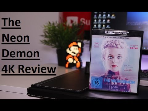 The Neon Demon 4K UHD Blu-Ray Review