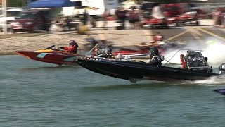 Lucas Oil Drag Boat Racing Highlights