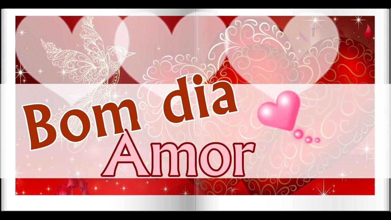 Mensagem De Amor Romântica Bom Dia Meu Amor: Mensagem De Bom Dia