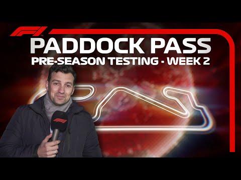 F1 Paddock Pass: 2020 Pre-Season Testing Week 2