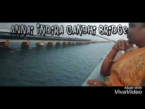 Scenario From Pamban Bridge