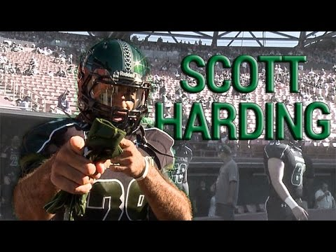 Scott Harding - Hawaii WR, PR, P, MVP