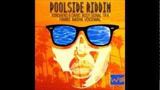 Pool Side Riddim Instrumental (Washroom Entertainment) JUNE 2012