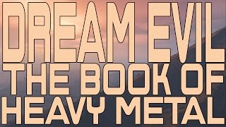 dream evil the book of heavy metal instrumental cover