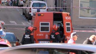 Detenida persona que se había atrincherado en operación antidroga en Pamplona