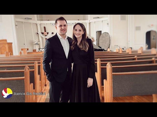 Un timp de o zi Isuse ~Ionuț și Adela Craciun