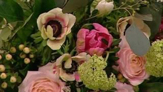 Мастер-флорист Мила Шуманн гость программы \Хорошее утро\