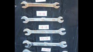 Система 5s и магниты. Часть #2. Гаечные ключи в багажнике.(Пример использования магнитов для крепежа гаечных ключей в багажнике автомашины. На данный момент уже..., 2016-05-21T20:13:15.000Z)