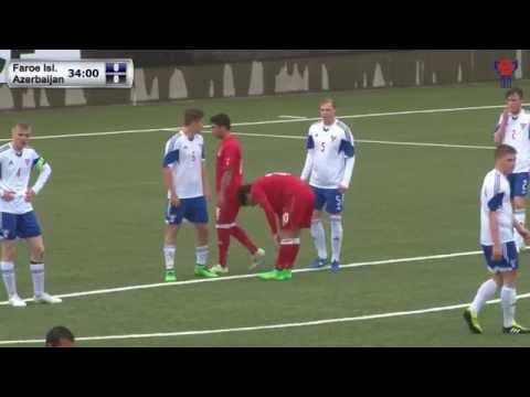 FSF Varpið: U21 Qualifying 2017, Group 7: Faroe Islands - Azerbaijan